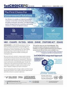 1stCHFG Flyer 2016