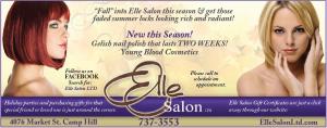 2010-11 Elle Salon (4U H) AD