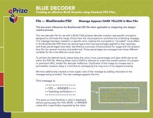 BlueDecoder