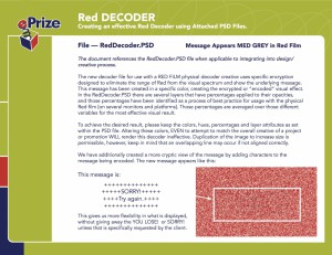 RedDecoder